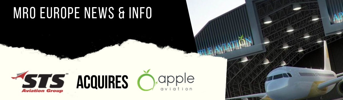 STS Aviation Group Acquires Apple Aviation